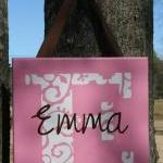 "Personalized ""Emma"" Girls.."